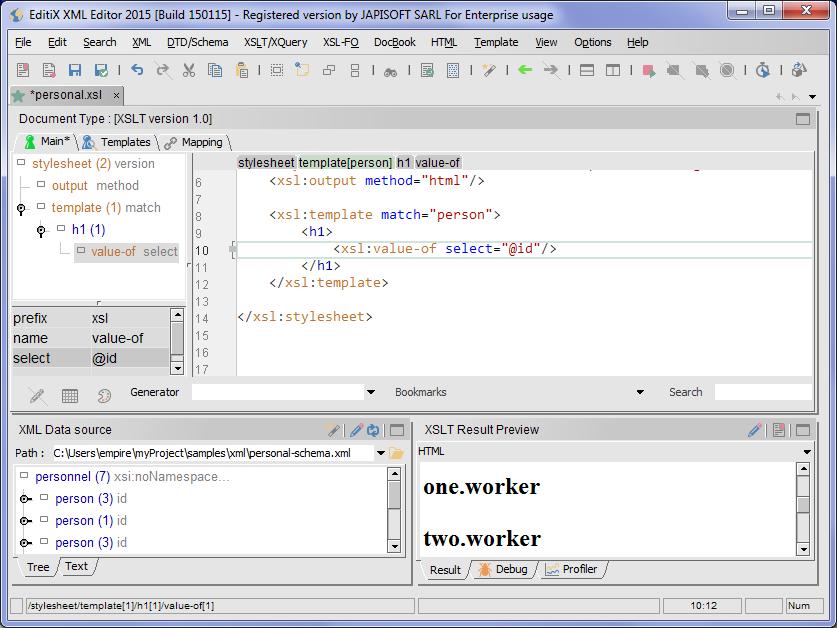 Editores de XML - Google Groups